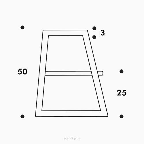 Табурет лестница №90