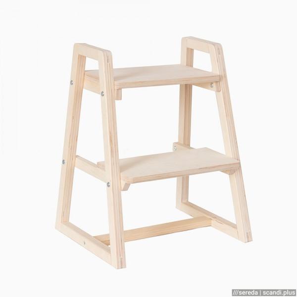 Табурет лестница №110, без покрытия