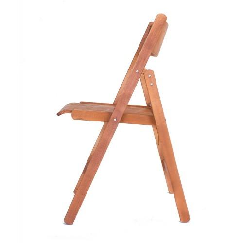"""Складной стул «Рекс», цвет """"Бук"""""""