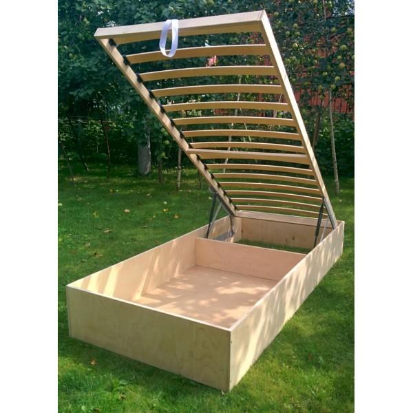 Кровать с механизмом подъема «Классик.BVP»